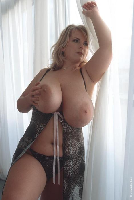 big tits popping out