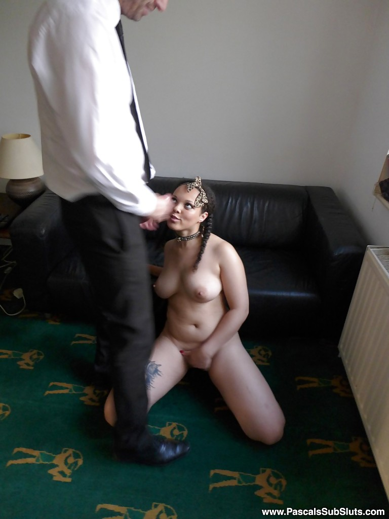 straight guy forced to suck cock
